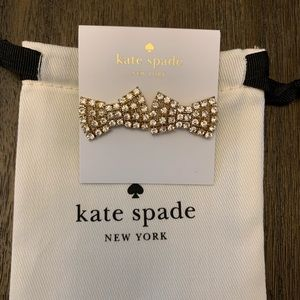Kate Spade Earrings Color Gold